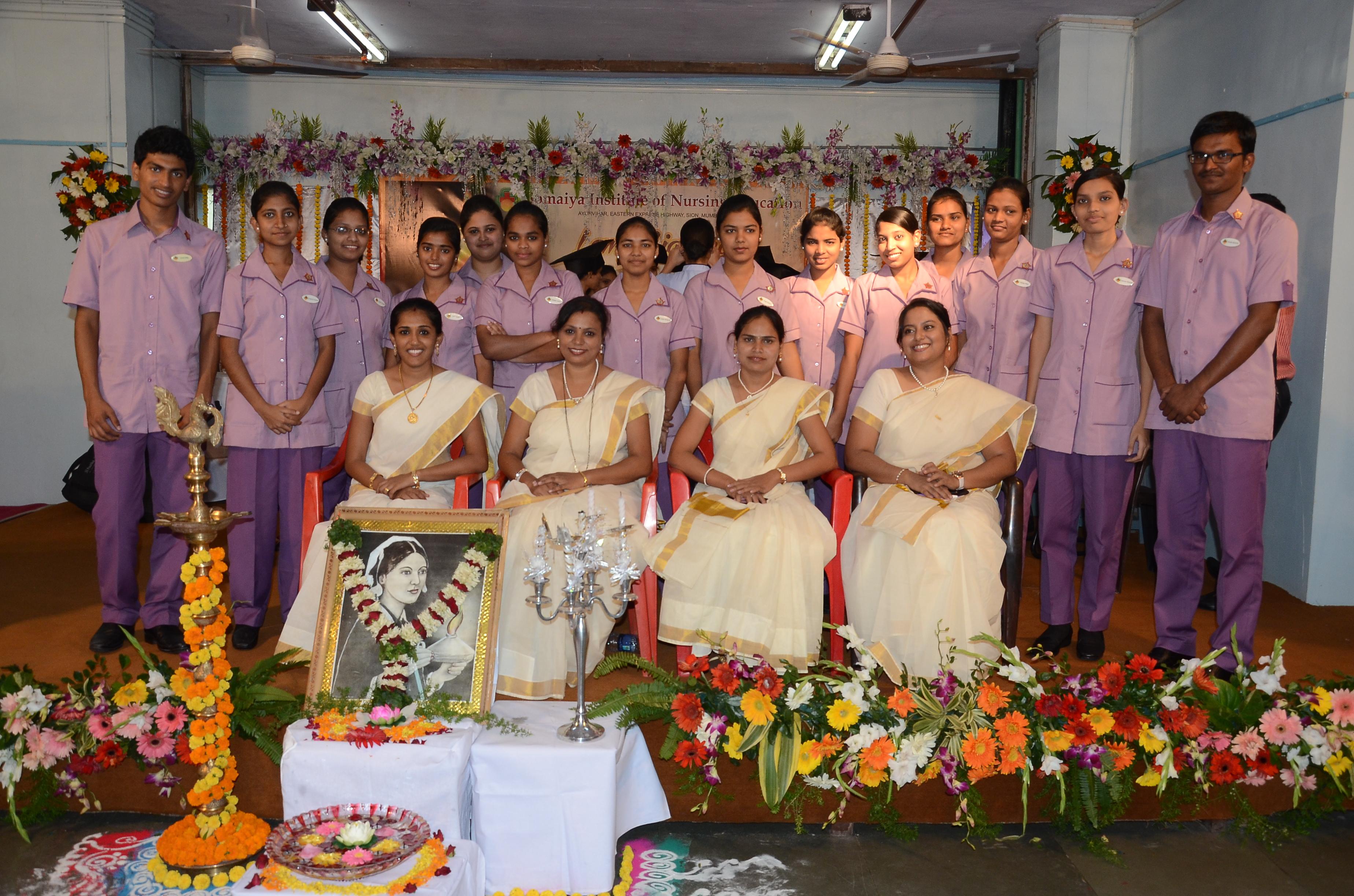 Bsc nursing Class photos