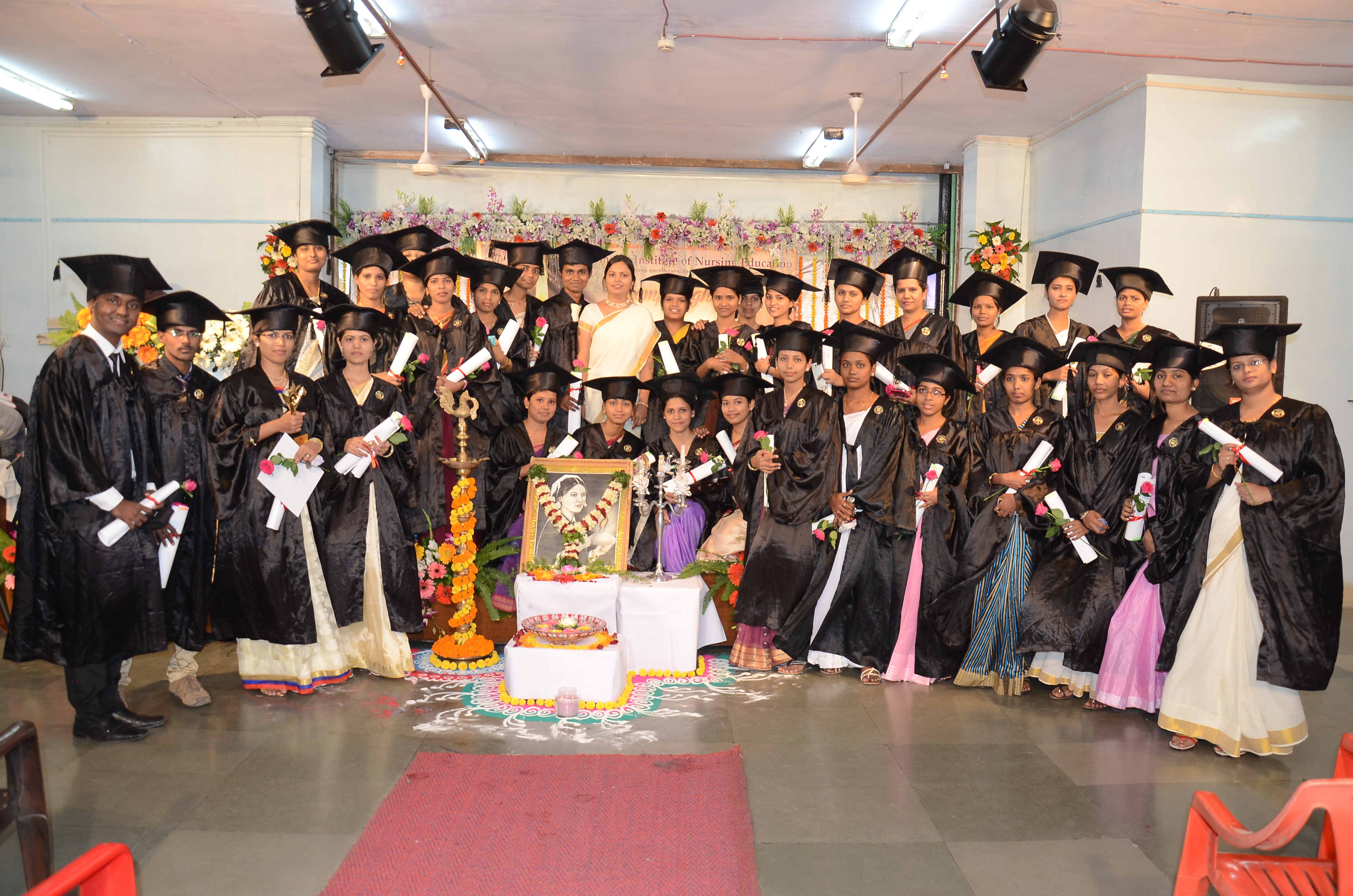 GNM Graduation