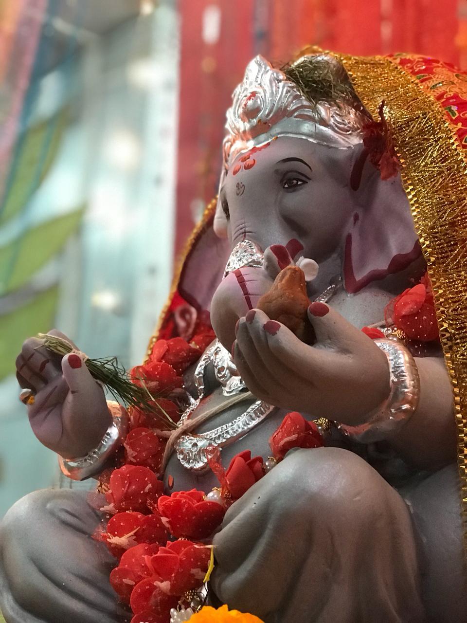Ganpati Celebration Sep 2019
